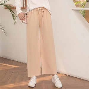 Super Comfortable Wide-Legged Trousers