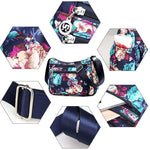 Load image into Gallery viewer, Floral Large Capacity Shoulder Bag