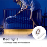 Load image into Gallery viewer, LED motion detector waterproof light belt
