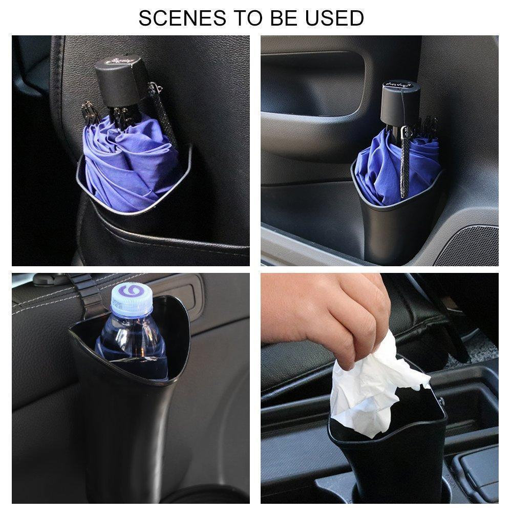 Portable Auto Car Interior Umbrella Storage Bucket
