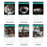Load image into Gallery viewer, Panoramic Security Light Bulb