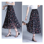 Load image into Gallery viewer, Elegant Loose Printed Dress