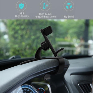 Suction Cup Car Phone Bracket