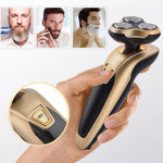 Load image into Gallery viewer, 3 in 1 Electronic Razor