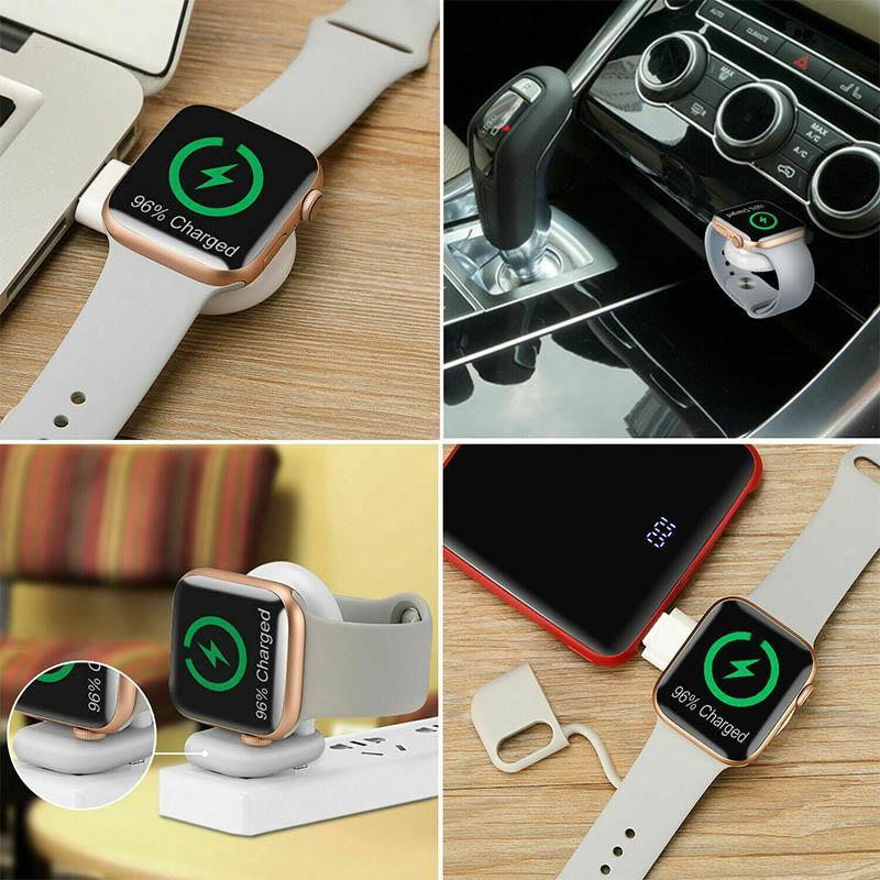 Portable Apple Watch Charger