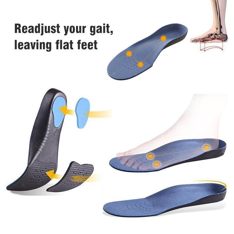 Orthopedic Insoles (1 Pair)