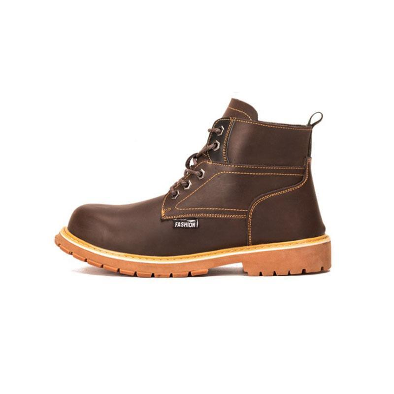 Men's Breathable Martin Boots