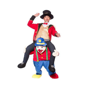 Piggyback Ride On Costume