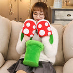 Load image into Gallery viewer, Super Mario Piranha Plant Slippers