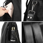 Load image into Gallery viewer, Waterproof Nylon Anti-theft Backpack
