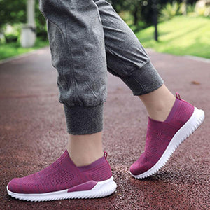 Breathable Soft-soled Mesh Sneakers
