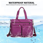 Load image into Gallery viewer, Waterproof Large Capacity Handbag Crossbody Bag