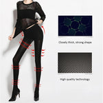 Load image into Gallery viewer, Ladies Slimming stockings opaque tights plus size