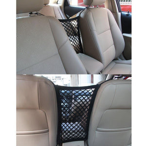 Storage Network of Car Seat
