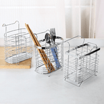 Load image into Gallery viewer, Hirundo Stainless Steel Drain Kitchen Shelf
