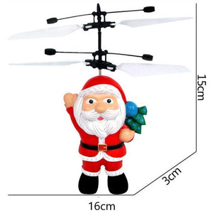 Santa Claus Induction Aircraft