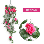 Load image into Gallery viewer, Wall Decoration Hanging Flower Vine