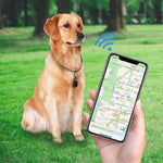Load image into Gallery viewer, Pets GPS Tracker & Activity Monitor For Dogs and Cats