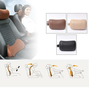 Multifunctional Headrest