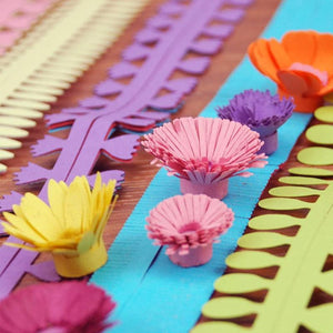 DIY Origami Colorful Paper Strips (18 PCs)