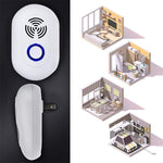 Load image into Gallery viewer, Ultrasonic pest repeller insect repeller