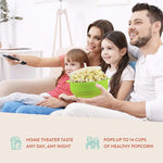 Load image into Gallery viewer, Silicone Popcorn Popper Bowl