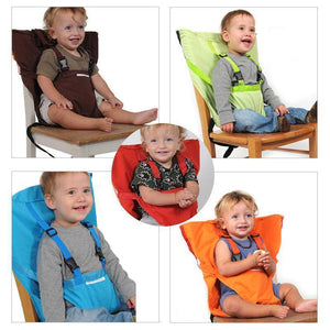 Portable Cotton Baby Seat Travel Chair