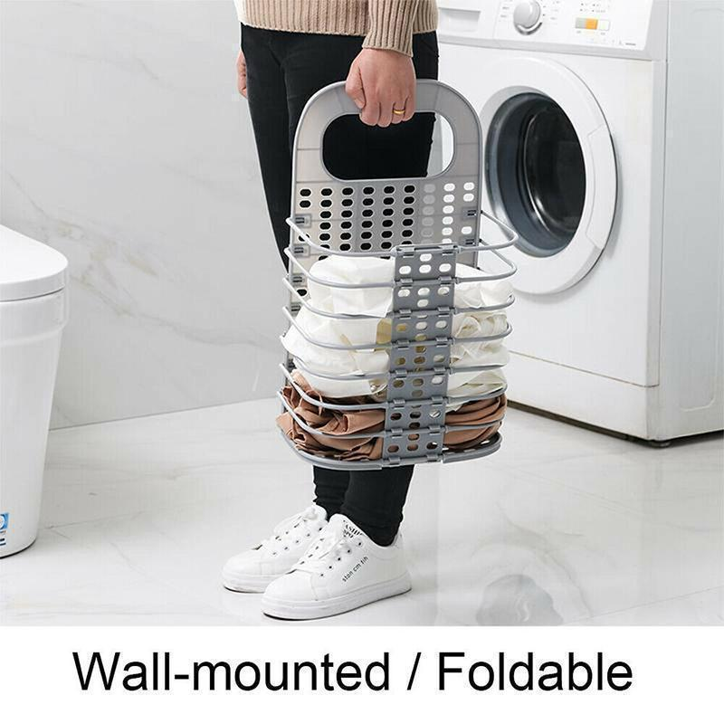 Household Folding Laundry Hamper