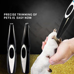 Load image into Gallery viewer, USB Rechargeable Pet Precise Trimmer