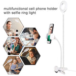 Load image into Gallery viewer, Selfie Ring Light with Cell Phone Holder Stand