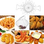 Load image into Gallery viewer, Hirundo Stainless Steel Chef Basket