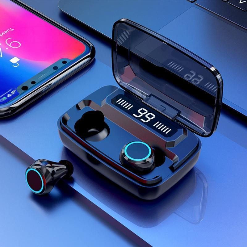 Touch Control Wireless Earbuds