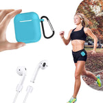 Load image into Gallery viewer, Shockproof Protective Premium Silicone Cover Skin for AirPods Charging Case