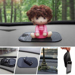 Load image into Gallery viewer, Hirundo Car Non-Slip Silicone Sticky Gel Pad