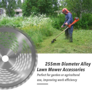 Lawn Mower Cutting Disc
