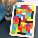 Load image into Gallery viewer, Tetris Puzzle for Baby Kids