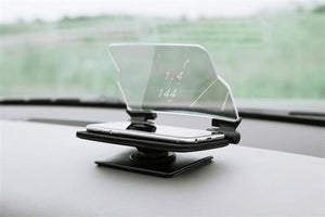 Heads Up Display Car HUD Phone GPS Navigation Image Reflector