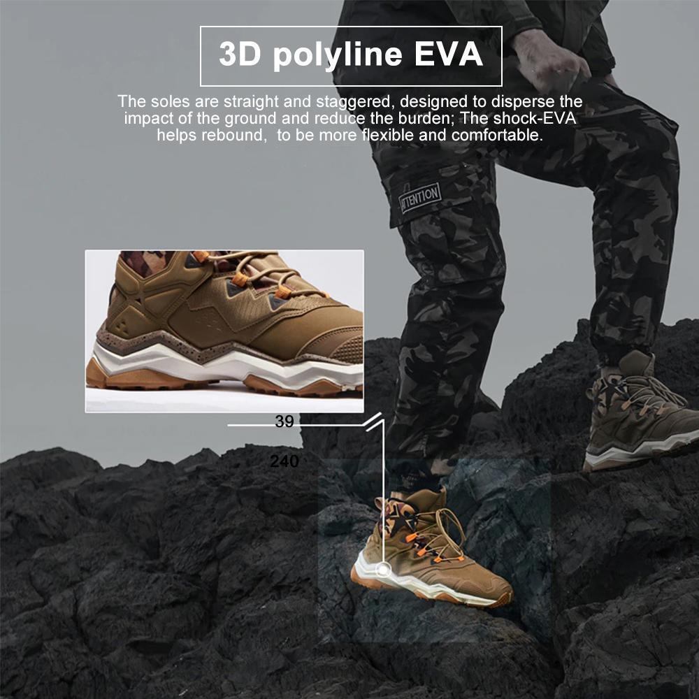 Professional Outdoor High-top Hiking Boots