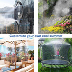 Load image into Gallery viewer, Outdoor Misting Cooling System