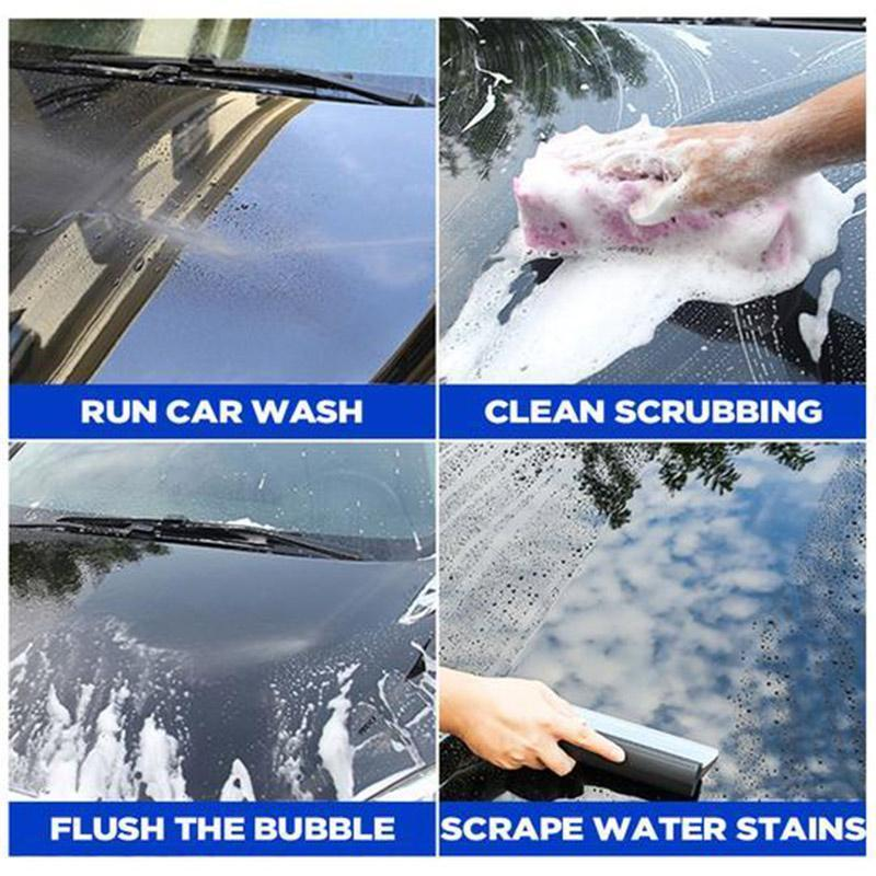 Cleaning Water Squeegee Blades