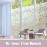 Load image into Gallery viewer, 3D Rainbow Window Film