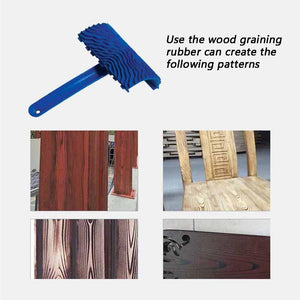 Wood Graining Rubber