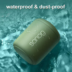 Load image into Gallery viewer, Outdoor Mini Waterproof Bluetooth Speaker