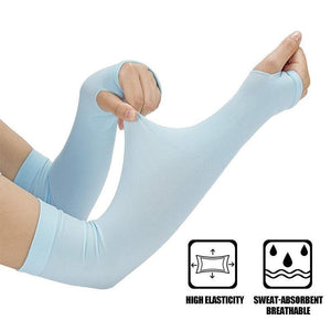 UV-Protection Sunscreen Cooling Sleeves