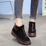 Load image into Gallery viewer, Women Fashion Winter Warm  Ankle Boots