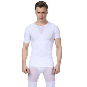 Men's Shapewear for Correcting Posture