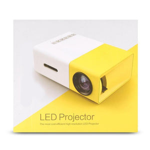 Original HD Protable  Pocket Projector Mini Tiny Compact