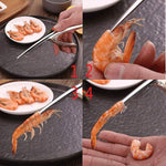 Load image into Gallery viewer, Stainless Steel Shrimp Peeler