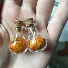 Load image into Gallery viewer, Earrings - Glass bottles