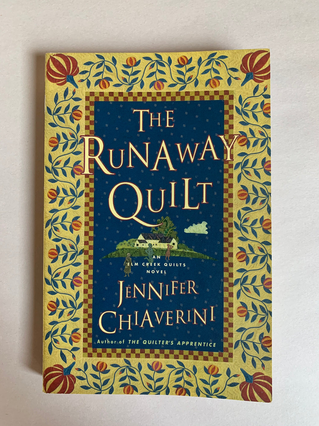 Book - The Runaway Quilt